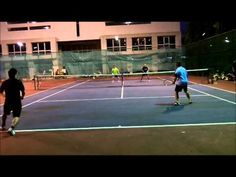Hawaii Tennis Pro Presents:  Overhead off the Overhead