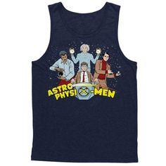 AstrophysiX-Men - Men's Tank Top