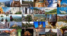 La Ciudad de México es muy admirada en el mundo por su belleza y su majestuosidad, a continuación preparamos una galería de imágenes que nos dejarán conocer un poco de su historia. Palacio de Bellas Artes en el año de…