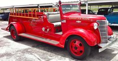 1938 Chevrolet Fire Truck - Image 1 of 15