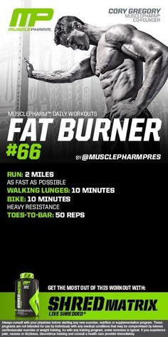 Fat burner #66
