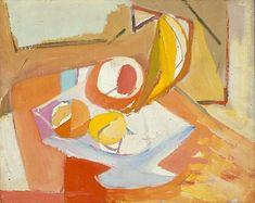 Franz Kline Still Life: Fruit 1946