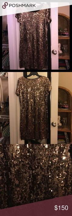 Michael Kors Sequin dress MICHAEL Michael Kors / sequin / mini dress / never worn MICHAEL Michael Kors Dresses Mini