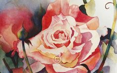 Anne Abgott - world renowned and award winning watercolor artist located in Florida.