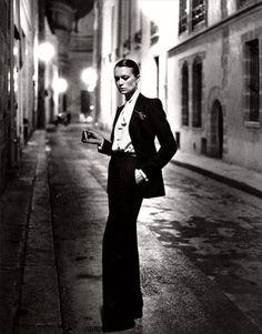 Yves Saint Laurent - Le Smoking Tuxedo Suit