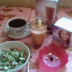 Мой Велнес завтрак. Худеть легко!