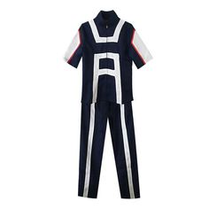 Boku no Hero Academia Bakugou Katsuki/Iida Tenya/Todoroki Shouto Cosplay Costume My Hero Academia Sportswear S-XXL New