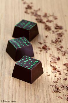 Cioccolatini Tiokorete: Pistacchio