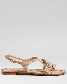 777decee745 Stuart Weitzman Sandals - Flapper Tassel Flat Sale - Shoes - Bloomingdale s