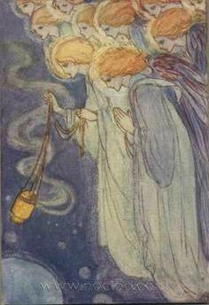 Illustrations from Poems of Christina Rossetti. Christina Rossetti, Florence, Poems, Illustrations, Painting, Art, Writers Write, Spirituality, Art Background