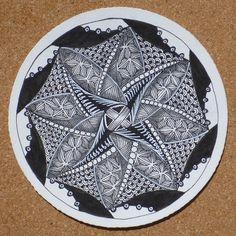 Zentangle: Round and Round