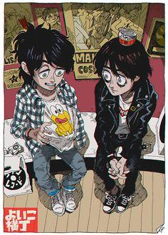 http://yoiko-yokochou.com/  Kaneoya Sachiko