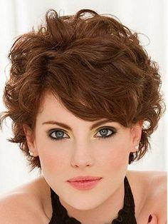 Short curly haircuts 2016