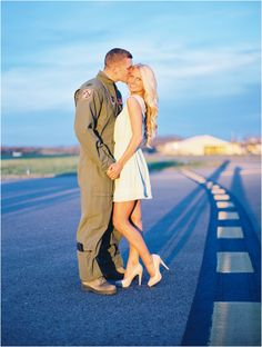 knoxville airport engagement pictures