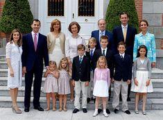 Así fueron las comuniones de los primos de la princesa Leonor - Foto 6