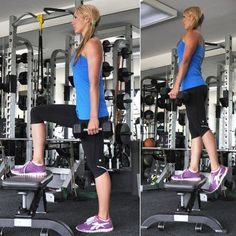 Tone and sculpt your glutes by just adding these exercises into your weekly workout schedule.