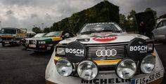 Audi close-up