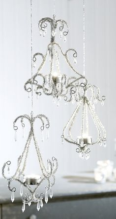 Little Chandelier | desde my ventana | blog de decoración |