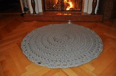 Úžitkový textil - Sivý koberec - 5995536_