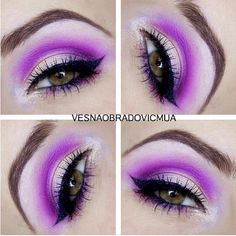 Loving this beautiful eye look created by @vesnamua she is super talented...check out her ig and show her some lve. - @jackie760- #webstagram