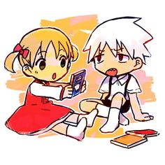 Little Soul and Maka