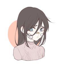 Anime Girl Short Hair, Manga Anime Girl, Anime Hair, Manga Hair, Short Hair Drawing, Hair Icon, Cute Anime Profile Pictures, How To Draw Hair, Aesthetic Girl