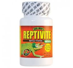 Zoo Med ReptiVite with D3 - 2 oz