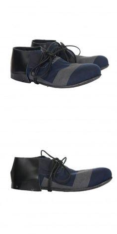 Rundholz Print Shoes with Wrap Laces | idaretobe Authorised Stockist