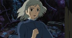 Discover & share this Hayao Miyazaki GIF with everyone you know. GIPHY is how you search, share, discover, and create GIFs. Sophie Howl's Moving Castle, Howls Moving Castle, Art Studio Ghibli, Studio Ghibli Movies, Shiro, Howl And Sophie, Arte Cyberpunk, Hayao Miyazaki, Animation Film
