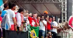 H1N1 NELE...Lula diz que assume Casa Civil na quinta, se STF aprovar