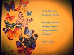 butterfly quotes inspirational | 20 Inspirational Maya Angelou Quotes