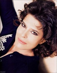 Fanny Ardant - my favorite French actress