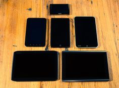 The evolution of tablets