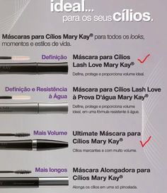 Pincel Mary Kay, Lash Intensity Mary Kay, Imagenes Mary Kay, Mary Kay Brasil, Mary Kay Party, Mary Kay Ash, Bold Brows, Pink Candy, Album