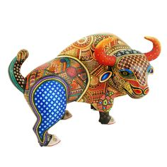 Manuel Cruz: Superb Bull | Sandia Folk