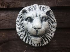 Big SILICONE MOLD of lions head, Mold for garden or home decoration . The Package include silicone lions head mold. DIMENSIONS FINISHED PRODUCTS: aprox x x inch x inch x inch ) Our molds are made of solid dense resilient silicone. Our molds resist Silicone Molds, Lions, Creative Ideas, Lion Sculpture, It Is Finished, Statue, Decoration, Big, Unique Jewelry