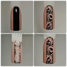 Картинки по запросу вензеля на ногтях