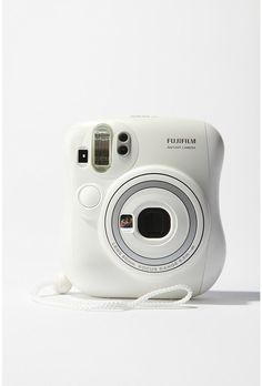Fujifilm Mini Instax Instant Camera: Credit card size instant gratification with landscape or portrait modes, close up ability, autoflash and autofocus. Takes Fuji Instax Film. Perfect for a wedding or special occasion.$159.