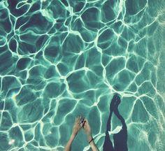 morning dip by max wanger