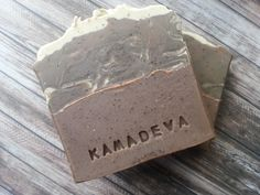 Cafe Verde exfoliating coffee soap by Kamadeva Soaps Urban Village, Coffee Soap, Soaps, Bath And Body, Fragrance, Handmade, Hand Soaps, Hand Made, Soap
