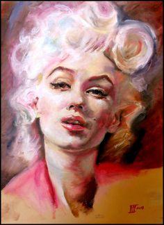 30 Beautiful Oil Pastel Art and Paintings - Bored Art