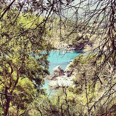 Corfu, Copyright © Ellie Tsatsou Hidden Places, Beautiful Stories, Corfu, Greece, Mystery, Island, Painting, Travel, Art