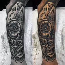 Image result for eye/galaxy/time/bird sleeve tattoo designs