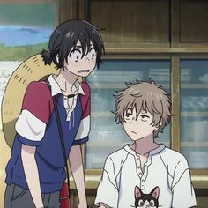 Anime Ai, Film Anime, Anime Guys, Manga Anime, Anime Lindo, Fujoshi, Anime Shows, Animes Wallpapers, Doujinshi