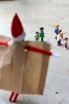 The Moment All Inappropriate Elves Have Waited For Flasher Elf. LOL (not all of us have kids, ya know, and we like to have fun too!)