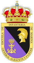 Anexo:Escudos y emblemas de las Fuerzas Armadas de España - Wikipedia, la enciclopedia libre Medieval Shields, Marine Corps, Coat Of Arms, Armed Forces, Badge, Spanish, Military, Acro, Flags