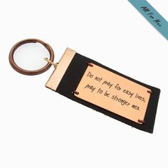 28 best personalized keychains custom engraved leather key chain