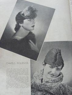 Portuguese magazine- 1936
