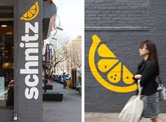 Located in New York City's East Village, Schnitz is known for it's irreverent and sometimes rebellious attitude. Starting out in street fairs with the biggest fryer they could fit, they began making Schnitzel sandwiches; serving each with a lemon wedge fo…