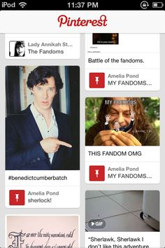 It did a thing :D Ben is concerned about the fandom...<----- LOL! :-D